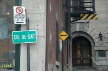 Cul-de-sac à Montréal, CC-BY 2.0, Source: wikipédia